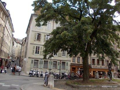 Geneva's Old Town, Switzerland (19)
