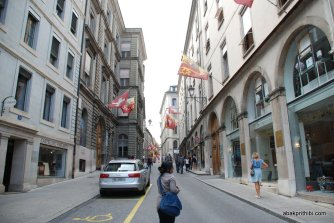 Geneva's Old Town, Switzerland (6)