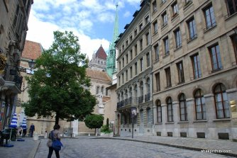 Geneva's Old Town, Switzerland (7)