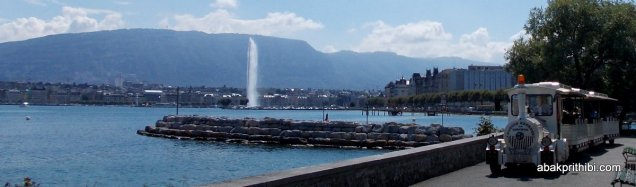 Jet d'Eau, Geneva, Switzerland (1)