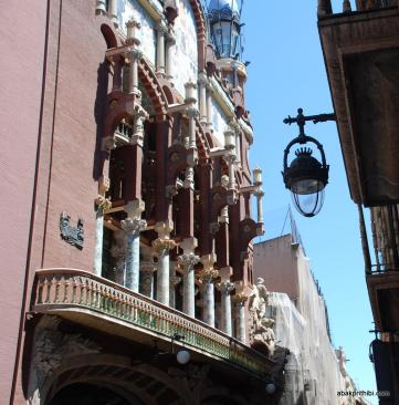 Palau de la Música Catalana, Barcelona, Spain (2)