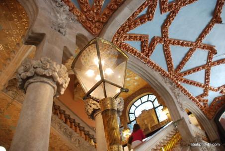 Palau de la Música Catalana, Vestibule and staircase, Barcelona, Spain (5)