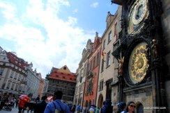 Prague orloj, Prague, Czech Republic (1)