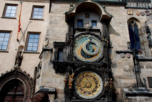 Prague orloj, Prague, Czech Republic (4)