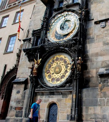 Prague orloj, Prague, Czech Republic (6)