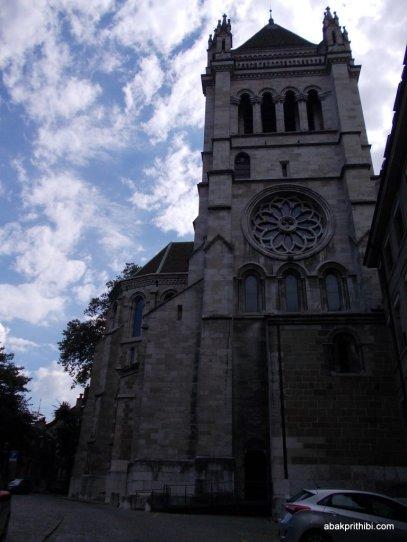 Saint Pierre Cathedral, Geneva, Switzerland (1)