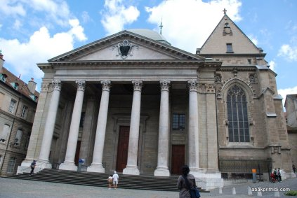 Saint Pierre Cathedral, Geneva, Switzerland (3)