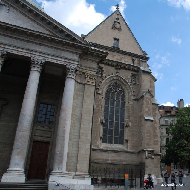 Saint Pierre Cathedral, Geneva, Switzerland (4)