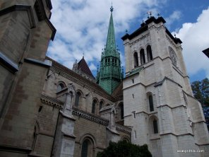 Saint Pierre Cathedral, Geneva, Switzerland (7)