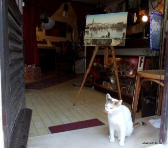 selling antique in Split, Croatia