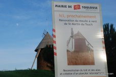 St Martin du Touch Wind mill, Toulouse, France (1)