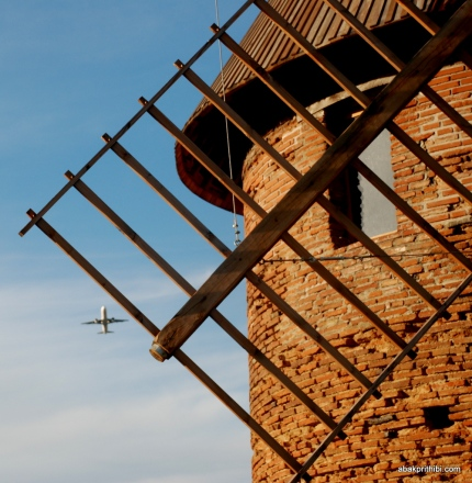 St Martin du Touch Wind mill, Toulouse, France (3)