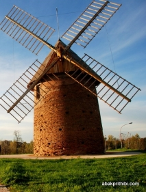 St Martin du Touch Wind mill, Toulouse, France (5)