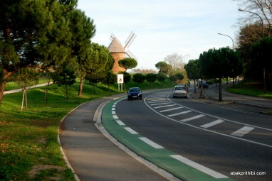 St Martin du Touch Wind mill, Toulouse, France (6)