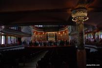 Stage of Palau de la Música Catalana, Barcelona, Spain (7)