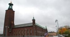 Stockholm City Hall, Sweden (2)