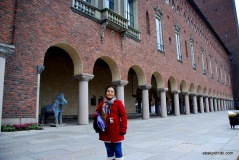 Stockholm City Hall, Sweden (4)