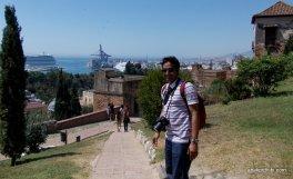 Alcazaba of Malaga, Spain (1)
