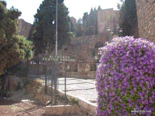 Alcazaba of Malaga, Spain (11)