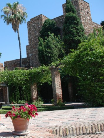 Alcazaba of Malaga, Spain (2)