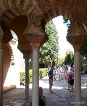 Alcazaba of Malaga, Spain (24)