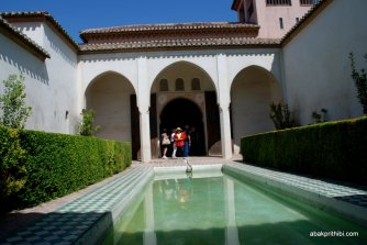 Alcazaba of Malaga, Spain (8)