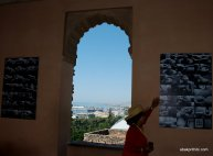 Alcazaba of Malaga, Spain (9)