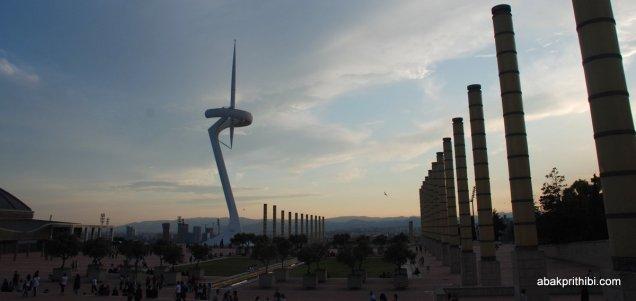 Anella Olímpica, Montjuïc, Barcelona (13)