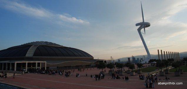 Anella Olímpica, Montjuïc, Barcelona (14)