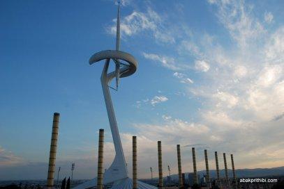 Anella Olímpica, Montjuïc, Barcelona (3)