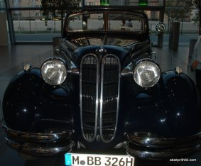 BMW Museum, Munich, Germany (2)