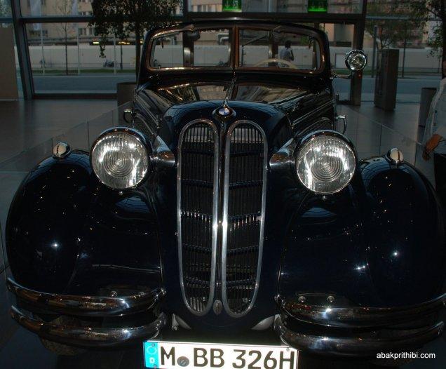 BMW Museum, Munich, Germany (2)
