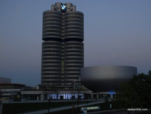 BMW Museum, Munich, Germany (6)