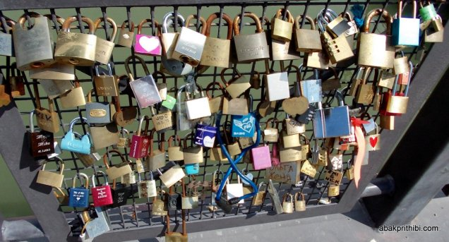 Bridge of Love, Helsinki, Finland (1)