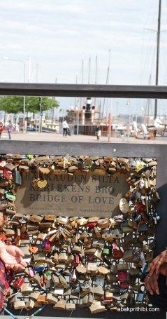 Bridge of Love, Helsinki, Finland (6)