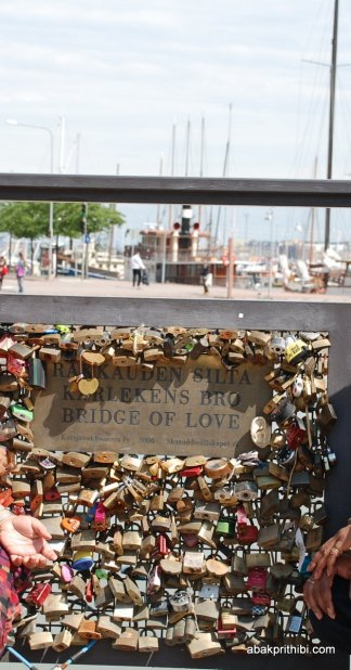 Bridge of Love, Helsinki, Finland (6)
