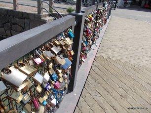 Bridge of Love, Helsinki, Finland (7)
