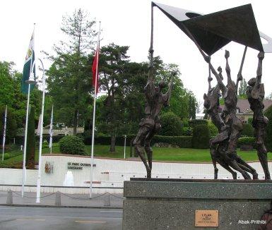 Olympic Museum, Lausanne, Switzerland (1)