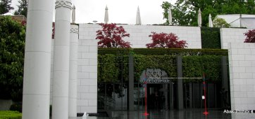 Olympic Museum, Lausanne, Switzerland (5)