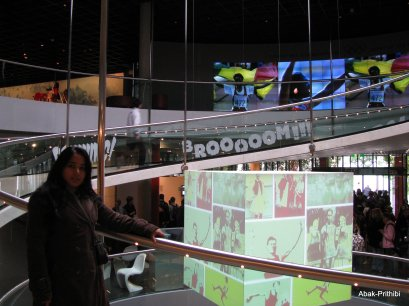 Olympic Museum, Lausanne, Switzerland (9)