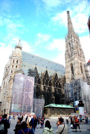 St. Stephen's Cathedral, Vienna (1)