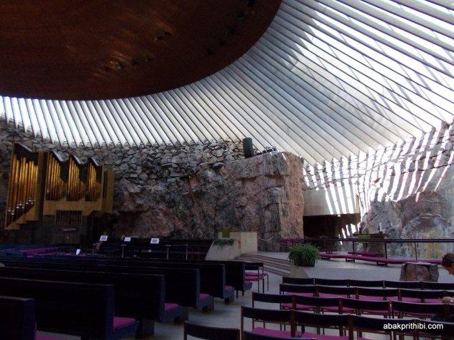 Temppeliaukio Church, Helsinki, Finland (14)