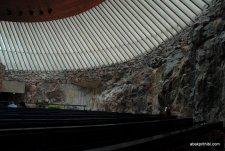 Temppeliaukio Church, Helsinki, Finland (3)