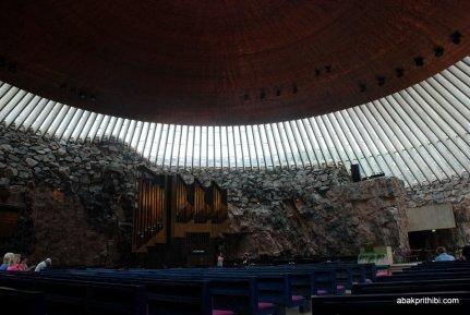 Temppeliaukio Church, Helsinki, Finland (4)