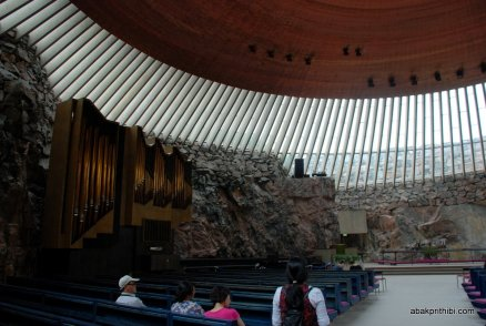 Temppeliaukio Church, Helsinki, Finland (6)