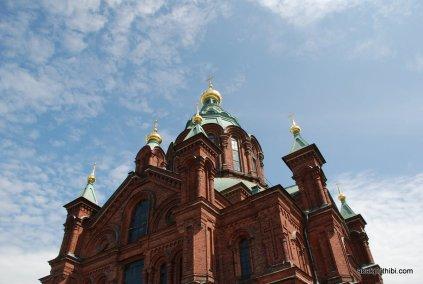 Uspenski Cathedral, Helsinki, Finland (1)