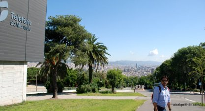 Way to Montjuïc Castle, Barcelona, Spain (14)
