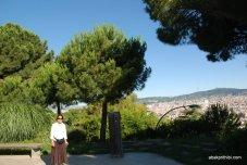 Way to Montjuïc Castle, Barcelona, Spain (15)
