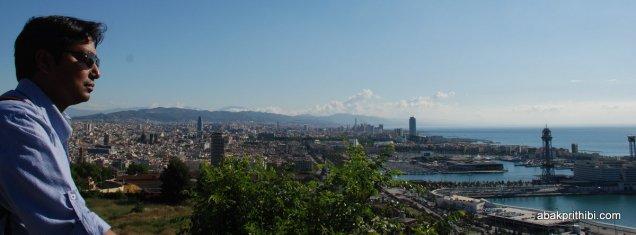 Way to Montjuïc Castle, Barcelona, Spain (18)