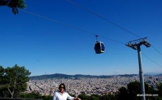 Way to Montjuïc Castle, Barcelona, Spain (23)